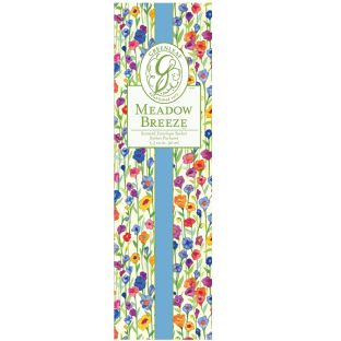 Greenleaf Slim Scented Sachet - Meadow Breeze